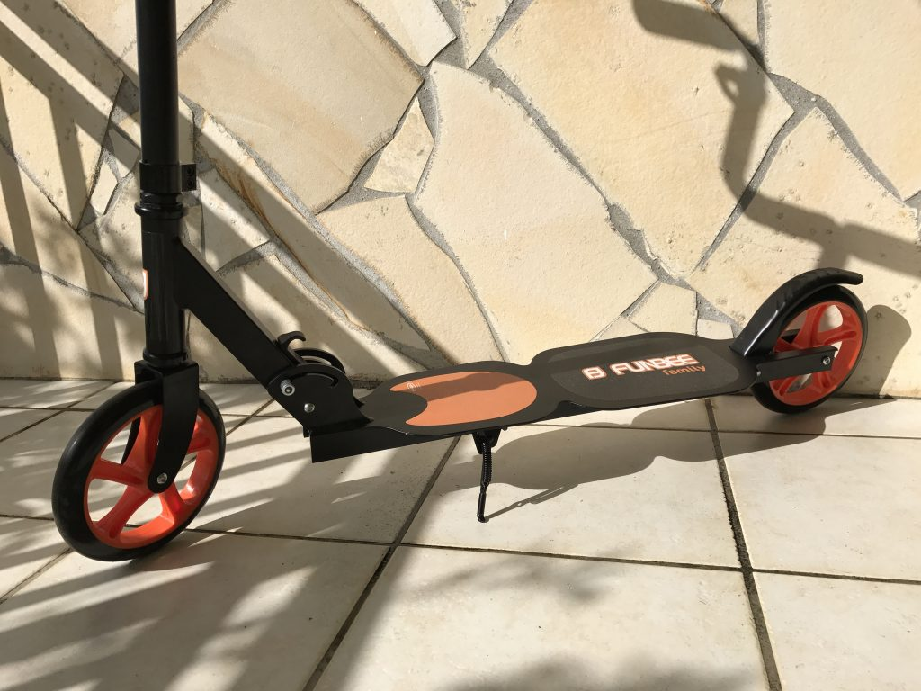 trottinette Funbee Familly béquille maintient